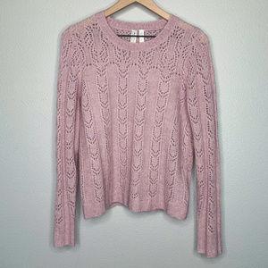 Antrho | Meadow Rue NWOT Mohair Sweater sz M